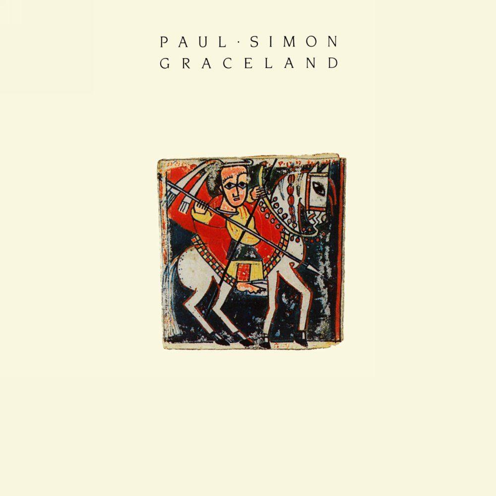 Graceland Cover Paul Simon