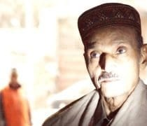 Pakistani singer Ustad Saami - Photograph Marilena Umuhoza Delli