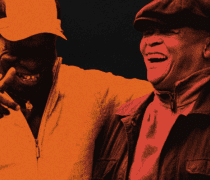 Tony Allen and Hugh Masekala Visuel © Gavin Rodgers