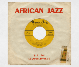 African Jazz Main Mage