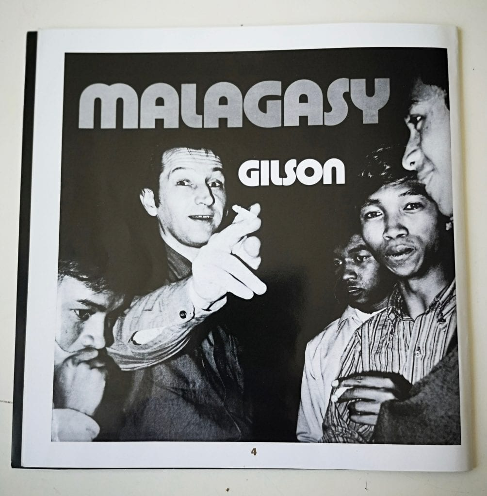 Jeff Gilson : Malagasy (1972)