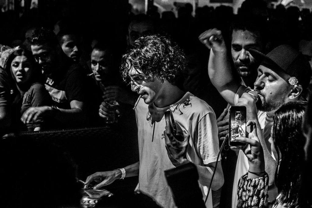 musique électronique en Tunisie