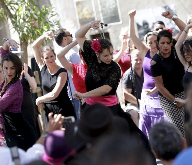 Ambiance Stages Les Suds, À Arles Flamenco ©stephane Barbier
