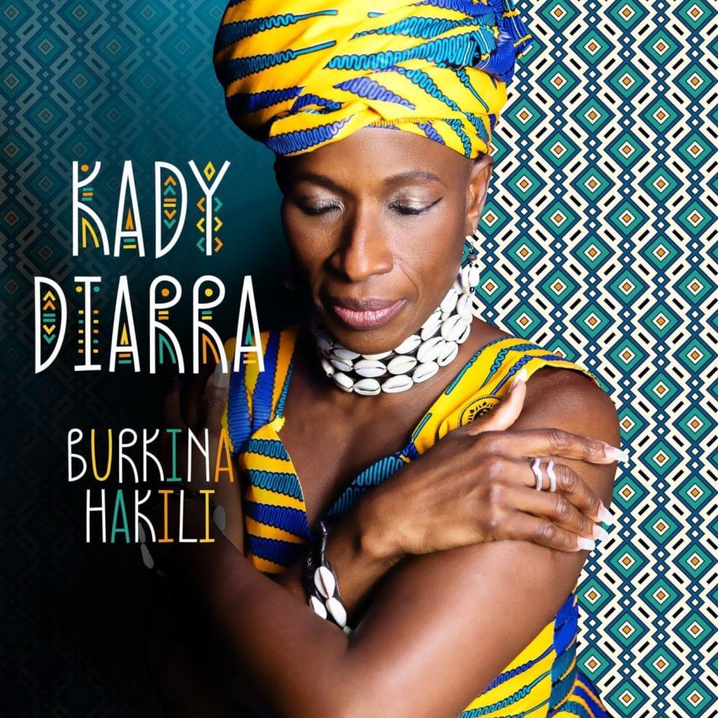 Cover Burkina Hakili Kady Diarra Believe