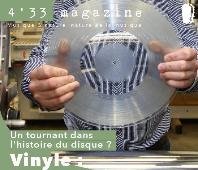 4'33 magazine