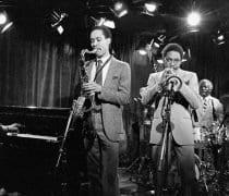 Art Blakey And The Jazz Messengers 1981 © Allan Tannenbaum 1981 E1621258802521