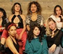 Le Collectif Electronique Feminin Zone Rouge En Sept Morceaux Capitaux Sourdoreille Zone Rouge 2