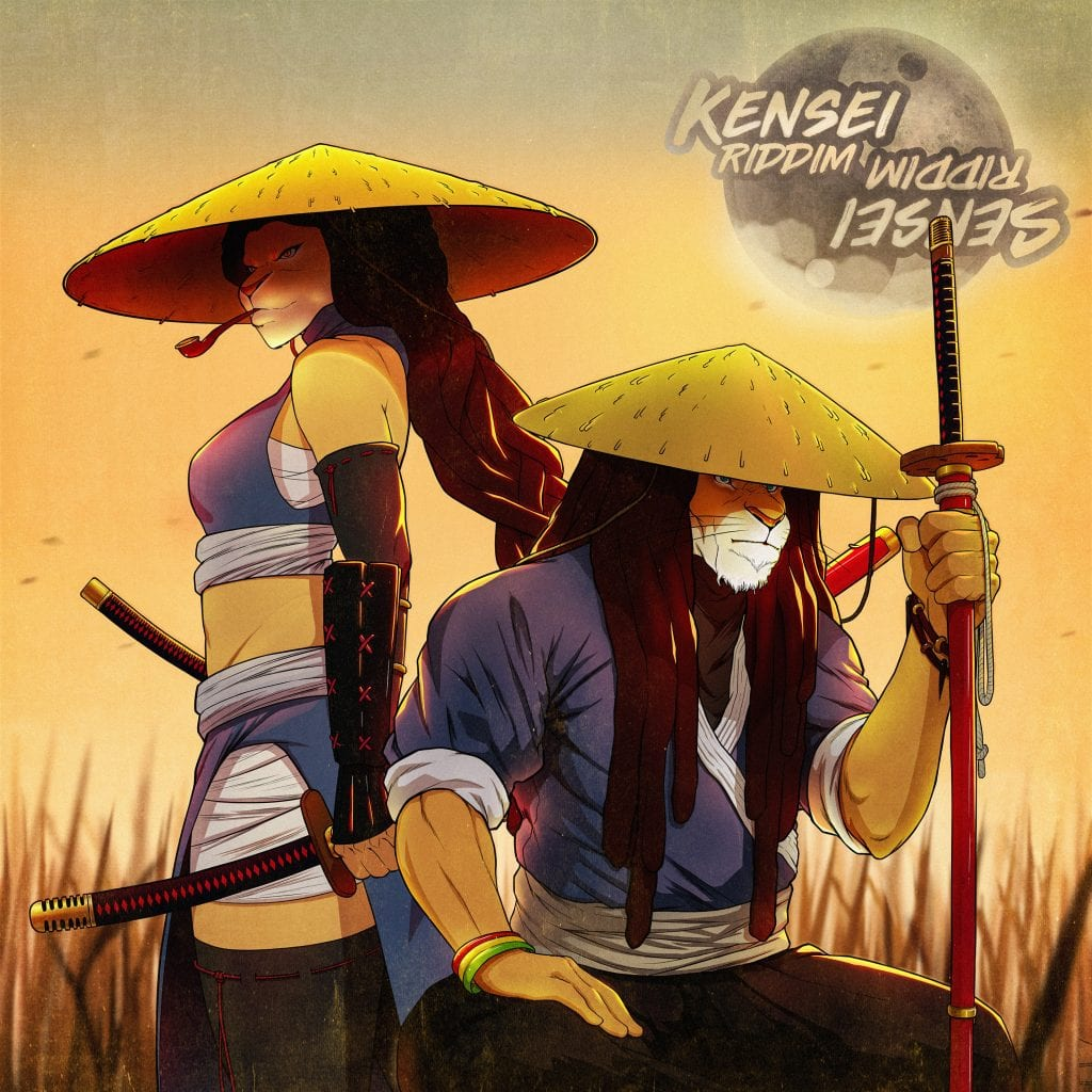 Kensei Sensei Digital Cover