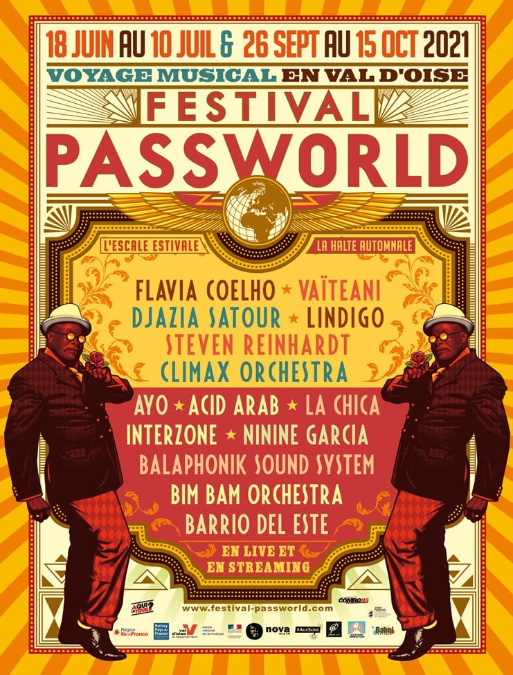 New Passworld Web