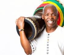 Pam Pan African Music Mamady Keita