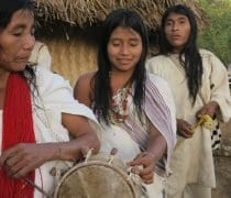 Songlines Kagabas Playing Drums 1