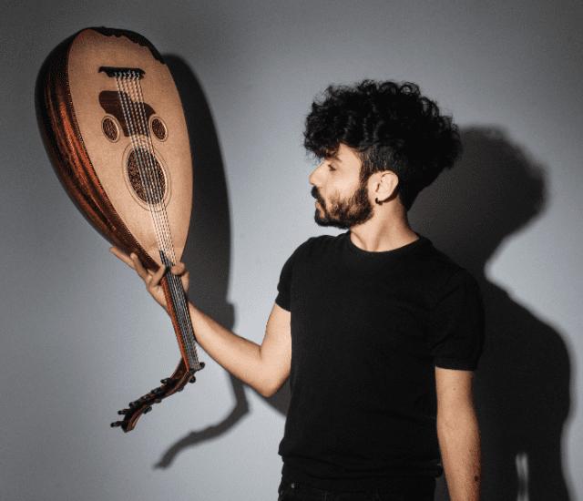 Hussam Aliwat - © Clara Abi Nader