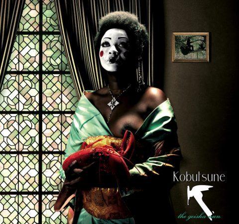 Cover Front Kobutsune Geishanun Copy 1000