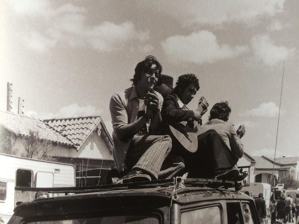 Les Musiciens Gitans De La Rumba - Guy Bertrand