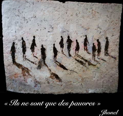 Pochette Jhonel Ils Ne Sont Que Des Pauvres V2 Bd3